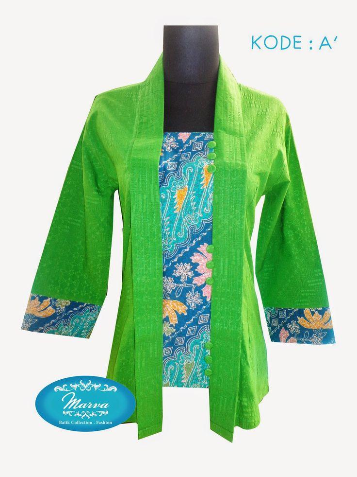 Kebaya Kutu Baru only 225k size M  For kindly order Pin BB: 23B80682 SMS/WA 089617303533 LINE:marvastore