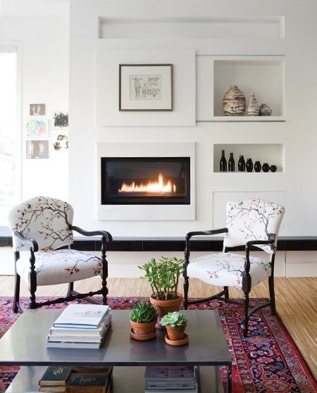 Attractive Fireplaces