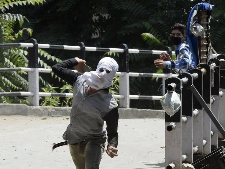 """NIA, during its analysis of social media activity of """"habitual"""" Kashmiri stone-pelters as part of its J&K terror funding probe, found at least 28 WhatsApp groups whose creators, administrators and some members are based in Pakistan and include identified cadres of terror outfit Jamaat-ud-Dawah."""