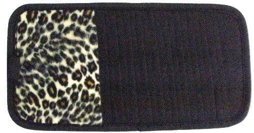 Tan Cheetah Animal Print 10 CD/DVD Car Visor Organizer by Unknown. $10.95. Instantly customize your car, truck, van or SUV with this amazing brand new visor organizer. Designed with top quality material for extreme comfort and style. Holds ten CDs or DVDs on your car truck or SUV sunvisor. Adjustable velcro straps will not cover vanity mirror.  Look for our matching animal print floor mats, seat covers, steering wheel cover, and much