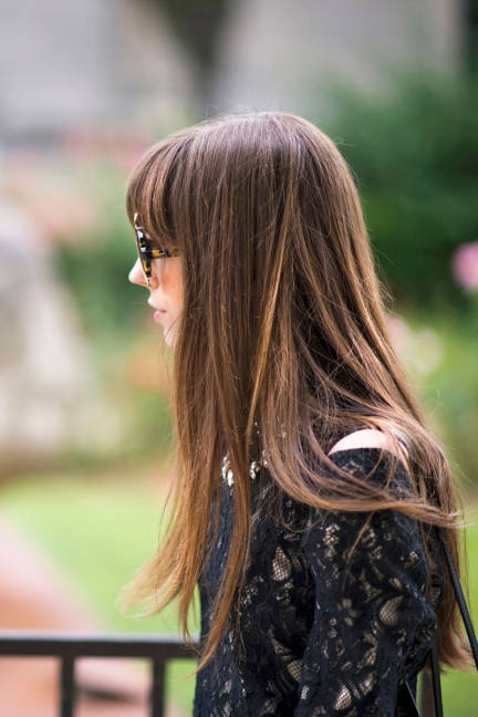 Paris Fall 2012 Couture #streetstyle #longhair: Hair Styles, Makeup, Long Hairstyles 26 Jpg 500 750, Fall, Hairstyles Talk, Lob Hairstyle, Bob Haircuts, Fringe, Streetstyle Longhair