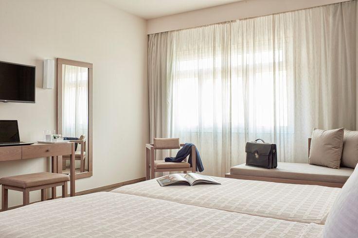 #Business trip in #Athens? Civitel Esprit offers comfy rooms and elegant  accommodation!  #EspritAthens #AttikAthens