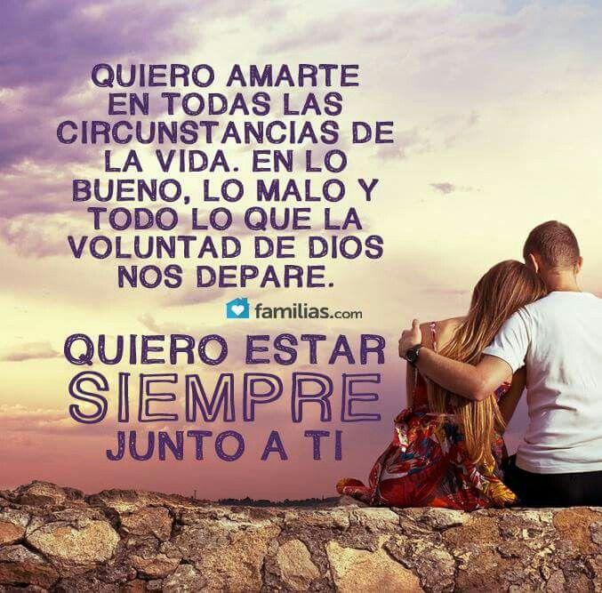 Siempre Juntos Frases De Amor Amor De Pareja Frases Y