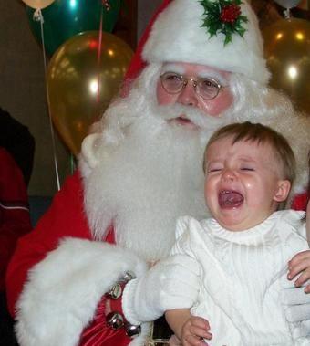 Screaming for Santa