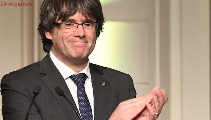 Puigdemont, moderado: ahora afirma que aceptaría solución sin independencia en Cataluña