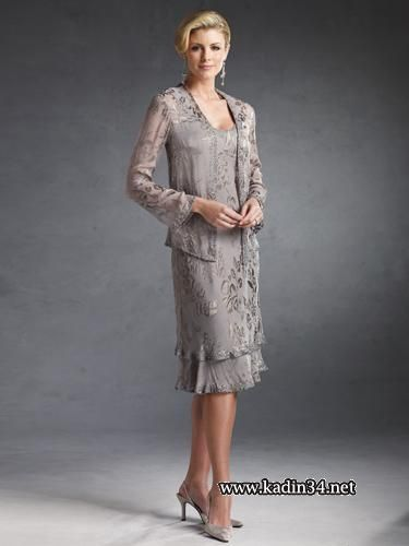 desenli abiye elbise