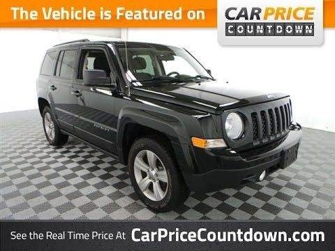 2013 Jeep Patriot Sport 4x4 Review & Demo - Used Car for Sale at Car Price Countdown