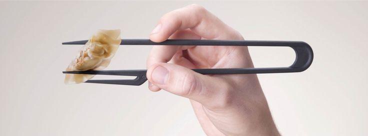 Studio Woy //JETLAG  Chopsticks fork
