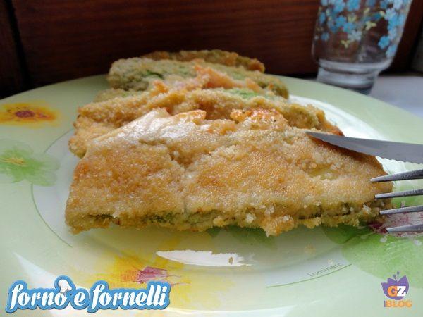 Ricetta Sandwich di zucchine al forno | Forno e fornelli