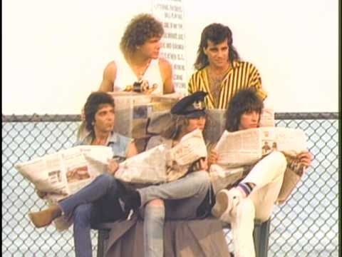 Bon Jovi - In and out of love.