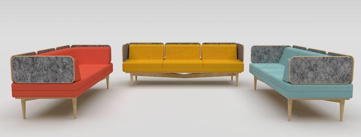 Voici ma proposition de canapé-lit présentée au concours Cinna pour la 11ème édition, on croise les doigts ! :) #interiordesign #designs #architectureinterieure #mobilier #trend #tendance #designer #design #canape #sofabed #designinspiration #furniture #furnituredesign #interiordesign #interior #decor #product #designers #designlife #feutre #wood #bois #designproduit #3drendering #blender3d #instadesign #nantesdesign #designinnantes #breizdesign #designnantais #designbreton