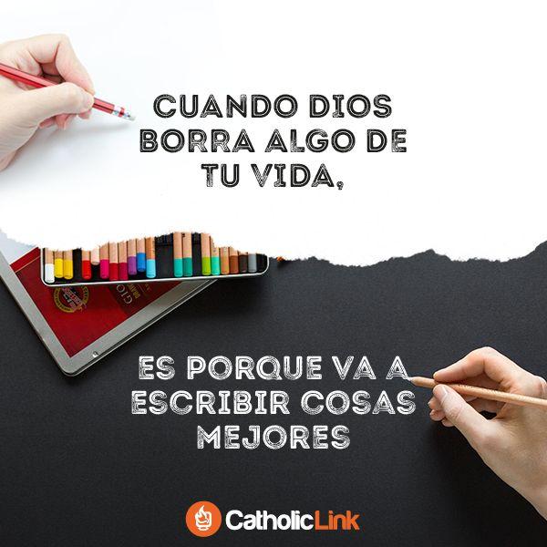 Dios escribirá cosas mejores