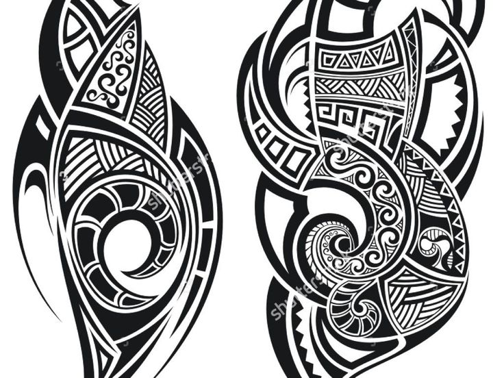 66 best images about tribal patterns on pinterest hawaiian tribal tattoos royalty free stock. Black Bedroom Furniture Sets. Home Design Ideas