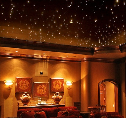 Image Detail For  Custom Home Theater, Dream House, Interior Design Photo