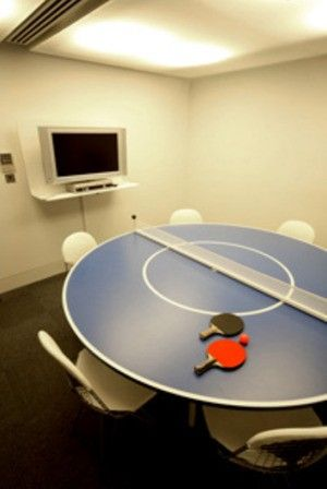 Now this is a boardroom we would be excited to meet in! Brought to you by ShopletPromos.com - promotional products for your business.
