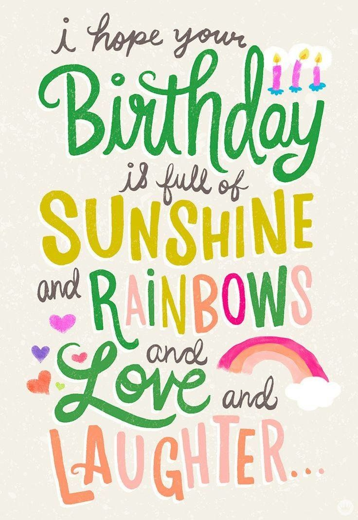 261 best happy birthday images on pinterest birthday wishes