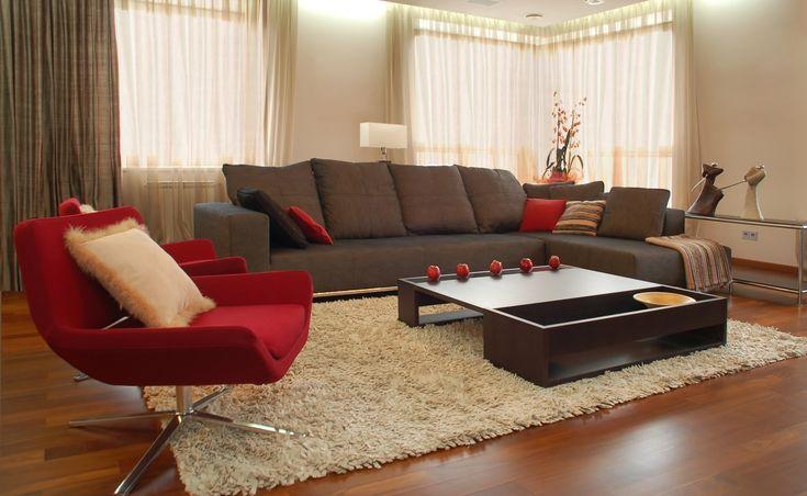 muebles rojo marron - Buscar con Google