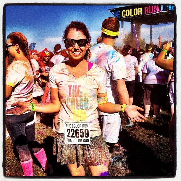 bucket list: the Color Run