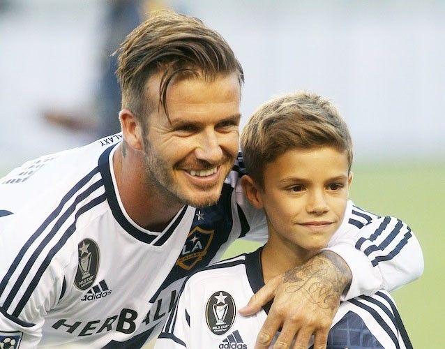 Pin Romeo Beckham Tattoo Pictures