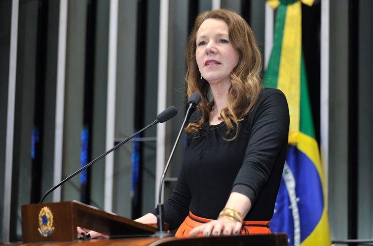 Ministério Público pede cassação da senadora Vanessa Grazziotin (PCdoB) por compra de votos e captação