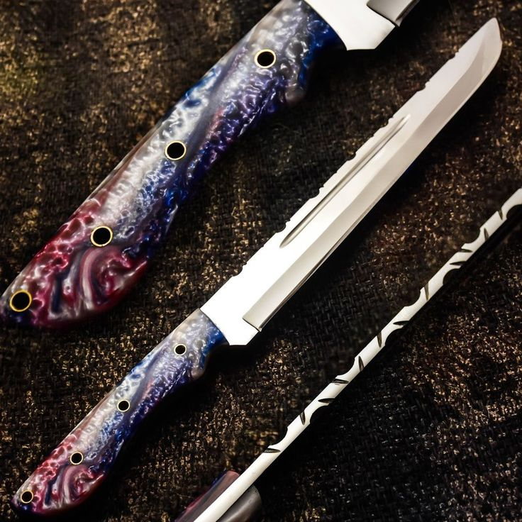 ALONZO KNIVES USA CUSTOM HANDMADE TACTICAL MACHETE 01 TOOL STEEL KNIFE CORELON27 #AlonzoKnives