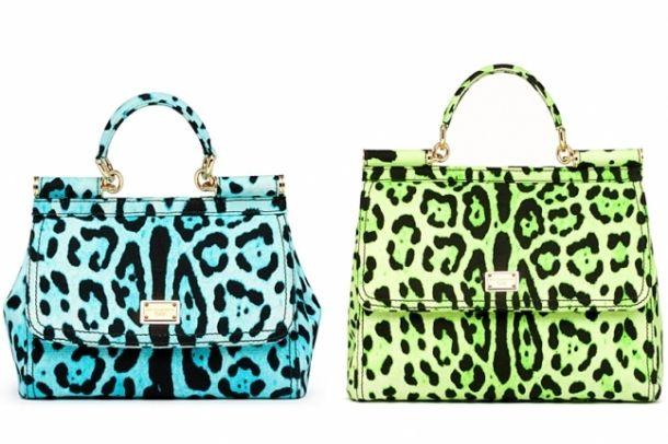 Dolce & Gabbana bags <3