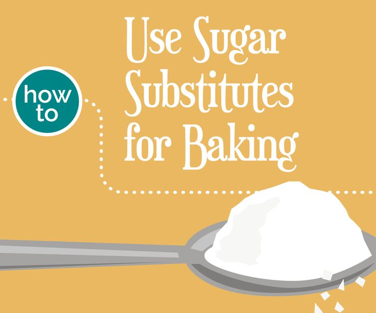How to Use Sugar Substitutes for Baking | thegoodstuff