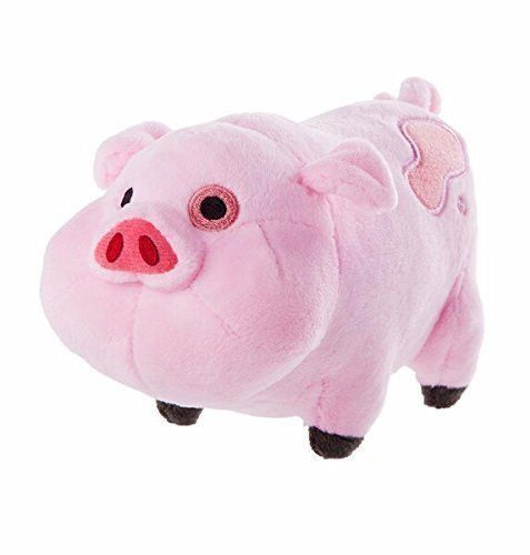 1pcs 16CM Gravity Falls Pink Pig Plush Toy