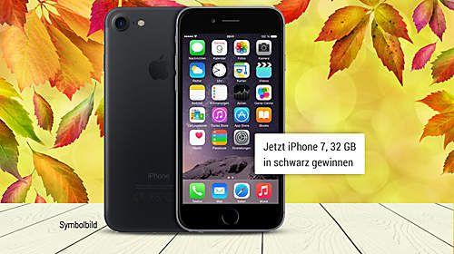 Newsletter abonnieren und iPhone 7 gewinnen!