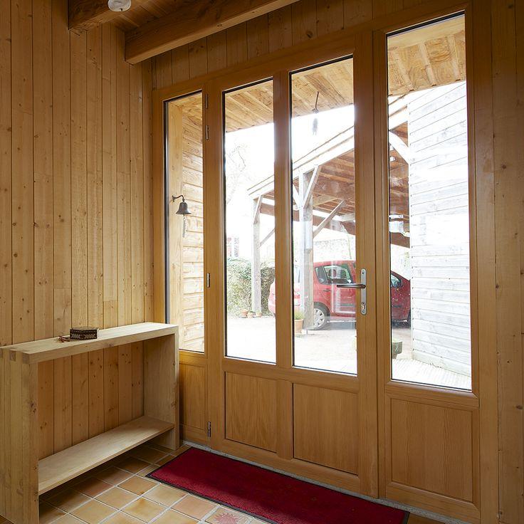Les atouts de la porte-fenêtre bois-alu