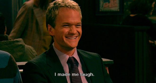 27 Times Barney Stinson Was the Best Part of How I Met Your Mother