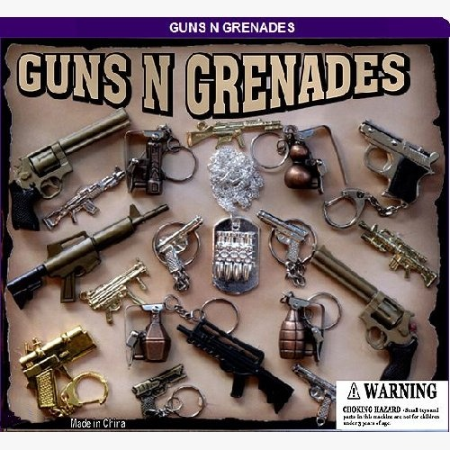 Various - Dope Guns 'N Fucking In The Streets Volume 1-3