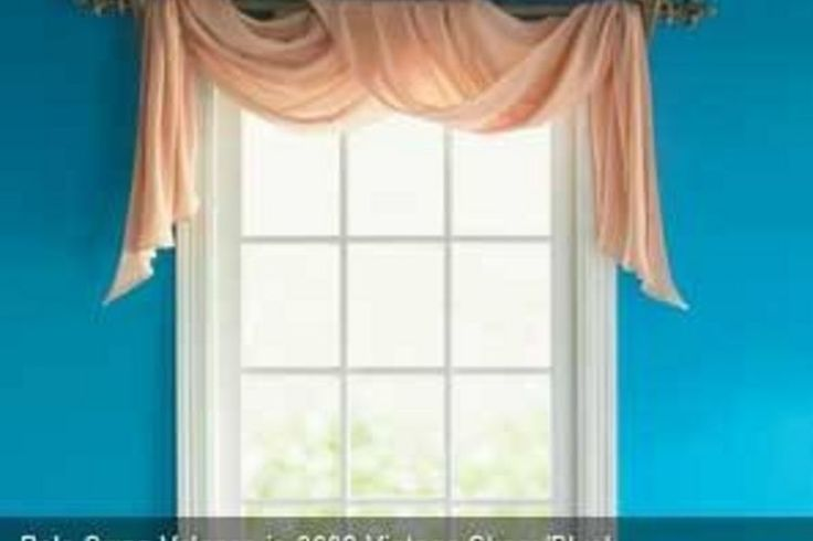 How To Make A Scarf Valance Essortment Articles Free