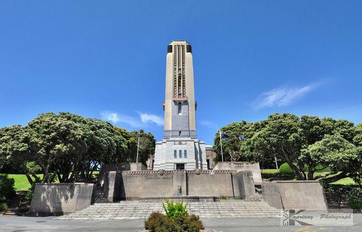 National War Memorial, Wellington, New Zealand (Panoromio)