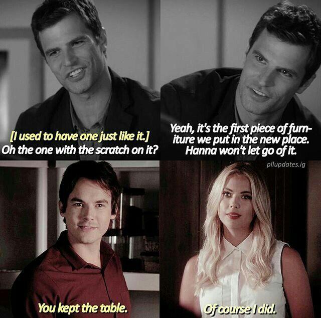 Season 6 Episode 12: Hanna, Caleb, Jordan