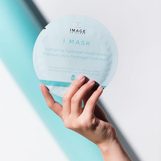 Kujutiste tulemus päringule image skincare i mask hydrating hydrogel sheet mask
