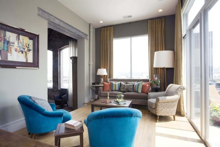 17 best ideas about blue accent chairs on pinterest - Blue accent chairs for living room ...