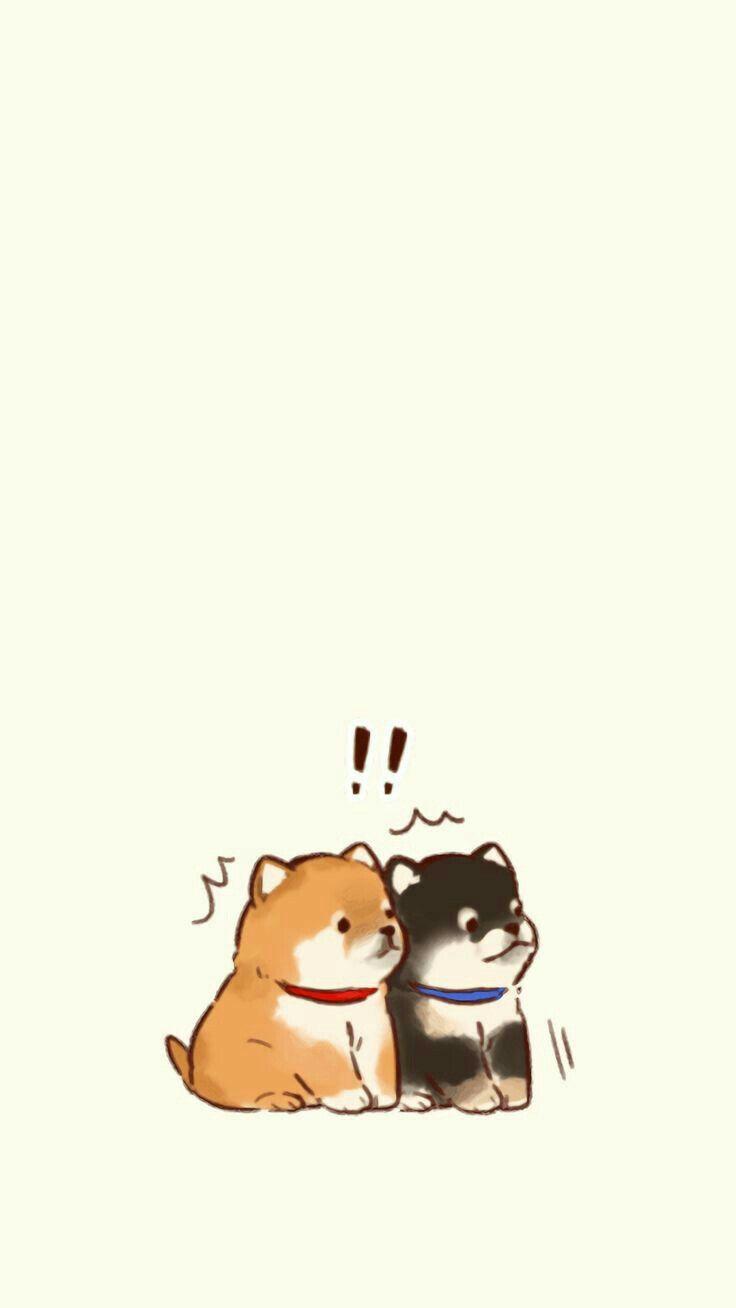 Malerei Hintergrunde Hintergrunde Malerei Cute Cartoon Wallpapers Dog Drawing Simple Cute Drawings