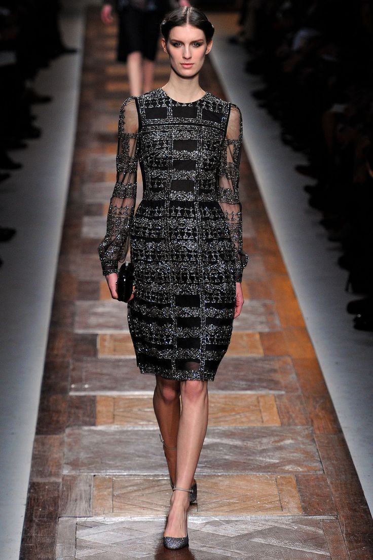 Watch Show report: Valentino AW'12 video