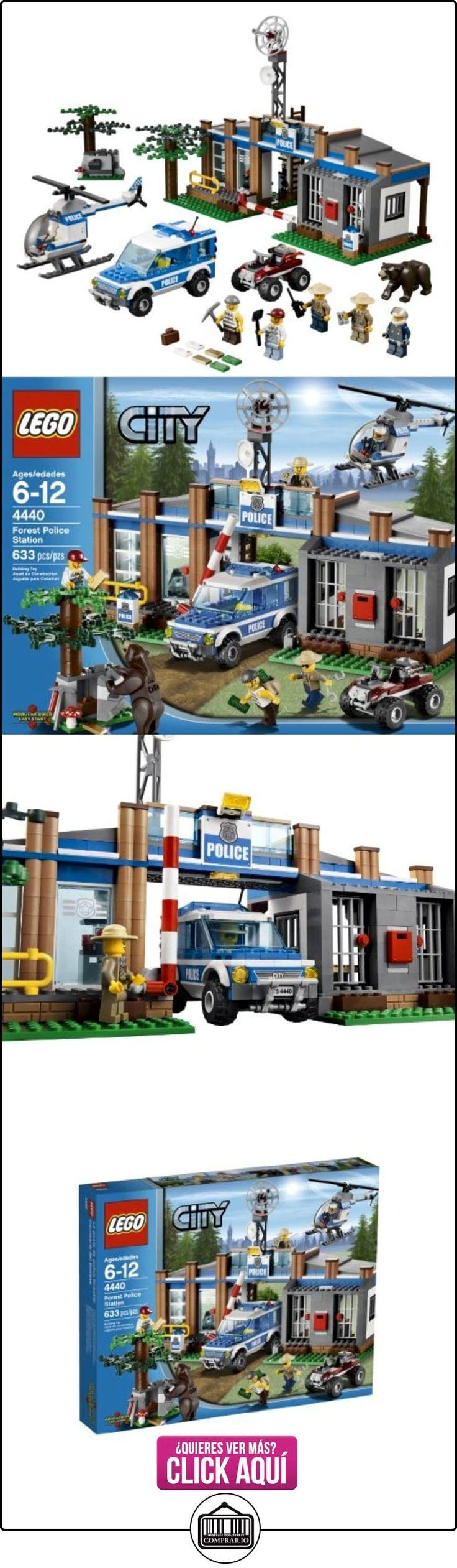 LEGO City Police Forest Station 4440 by LEGO ✿ Lego - el surtido más amplio ✿ ▬► Ver oferta: https://comprar.io/goto/B005VPRDKE