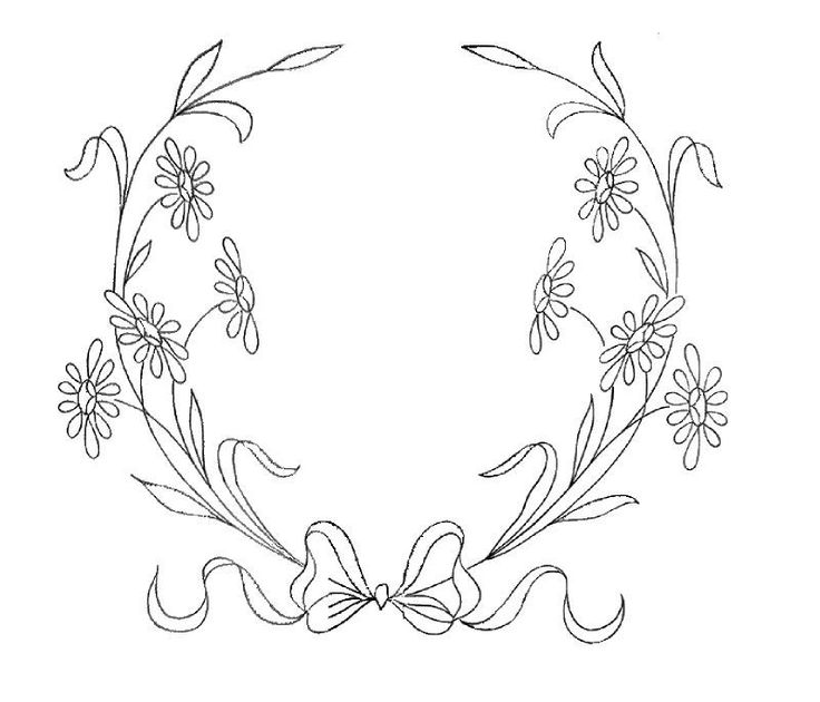 Broderie D'Antan: Embroidery Patterns (9 designs)