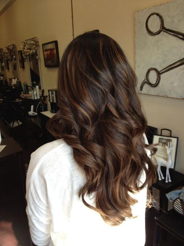 Chocolate brown hair color ideas                                                                                                                                                                                 More