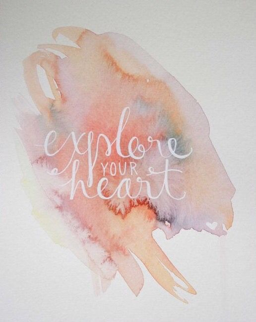 Explore Your Heart