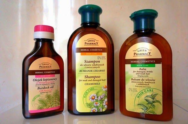 Świat w kolorze blond: Green Pharmacy - zdrowe włosy, nie dla każdego http://www.swiatwkolorzeblond.com/2014/10/green-pharmacy-zdrowe-wosy-nie-dla.html