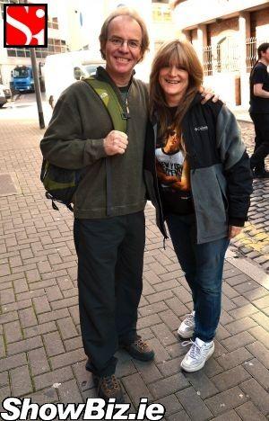 Mike Lookinland and Susan Olsen | Mike Lookinland Brady Bunch