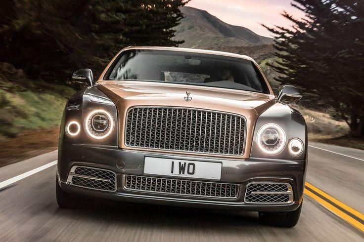 2016 facelift Bentley Mulsanne EWB