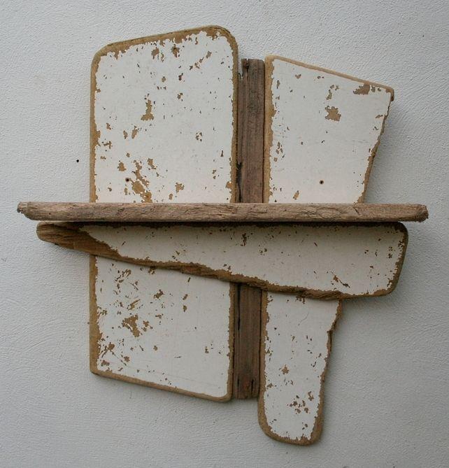 Driftwood shelf, Driftwood wall sculpture, Drift wood Art Large £135.00