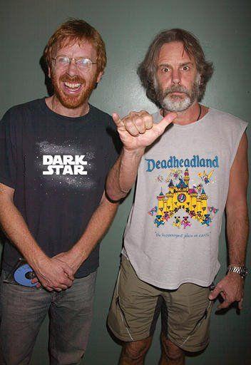 Trey and Bobby