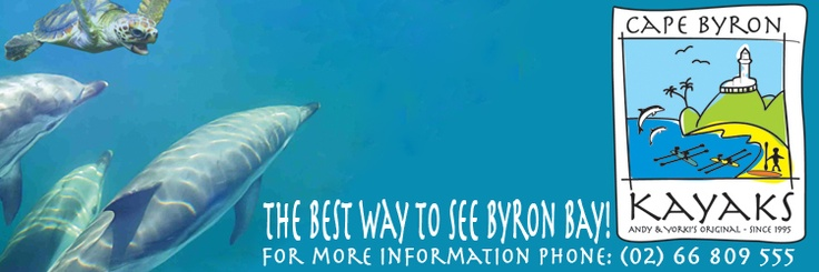 Cape Byron Kayaks - Byron Bay - The Original Kayaks in Town