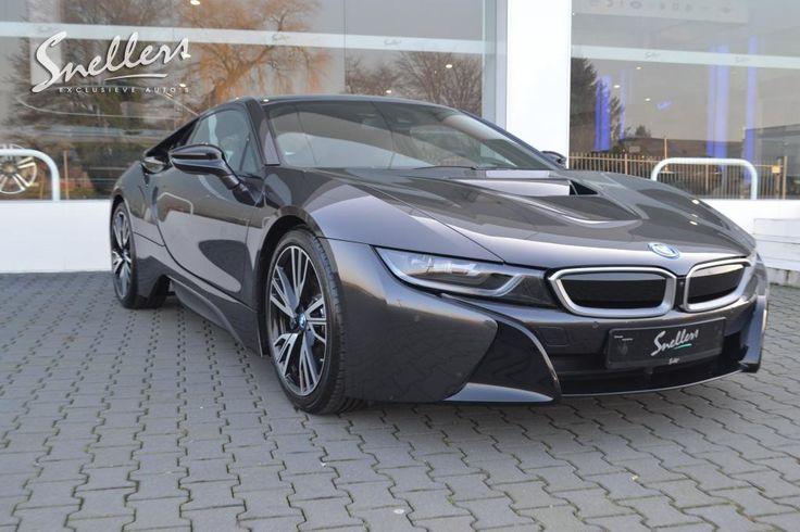 BMW I8, bij Snellers auto's B.V.